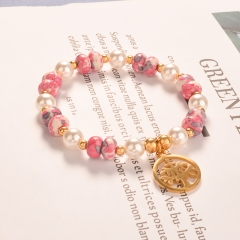 Pulsera en Acero Inoxidable  BS-1690