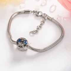 Pulsera en Acero Inoxidable  PBS-0017