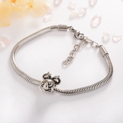 Pulsera en Acero Inoxidable  PBS-0018