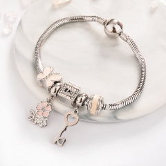 Pulsera en Acero Inoxidable  PBS-0005
