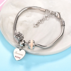 Pulsera en Acero Inoxidable  PBS-0033