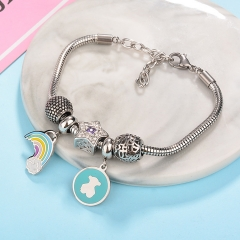 Pulsera en Acero Inoxidable  PBS-0032
